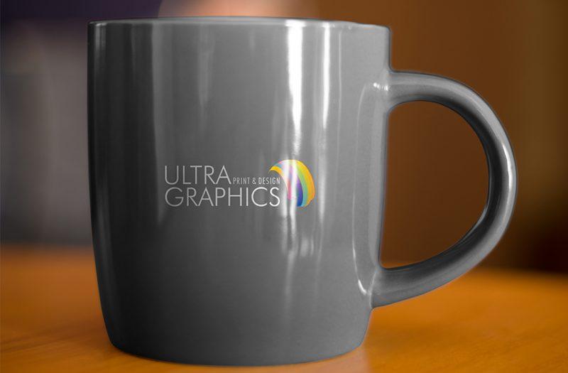 Personalised and Promotional Mug